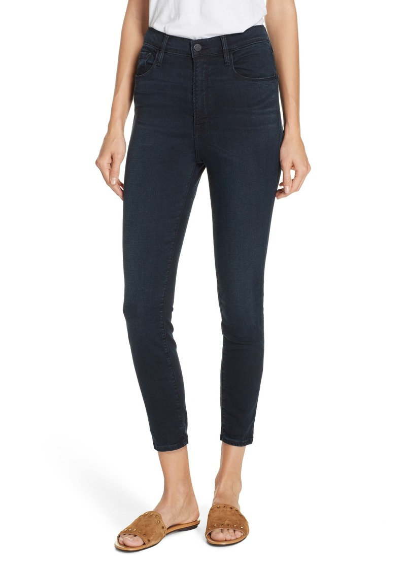 FRAME Ali High Waist Cigarette Jeans (Galloway)
