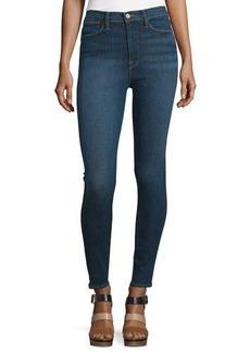 FRAME Ali High-Waist Skinny Jeans