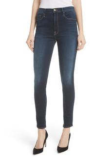 FRAME Ali High Waist Skinny Jeans (Wayside)