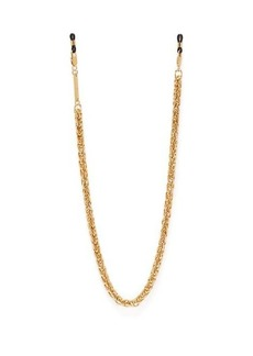 Frame Chain Chunky Monkey 18kt gold-plated chain