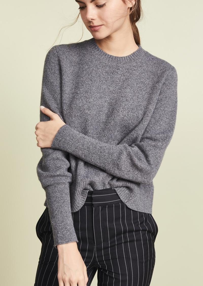 b617189dc4f4 FRAME FRAME Chunky Wool Sweater