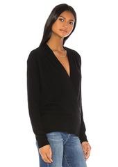 FRAME Criss Cross Sweater