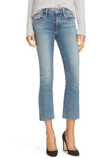 FRAME Crop Mini Bootcut Jeans (Austin)