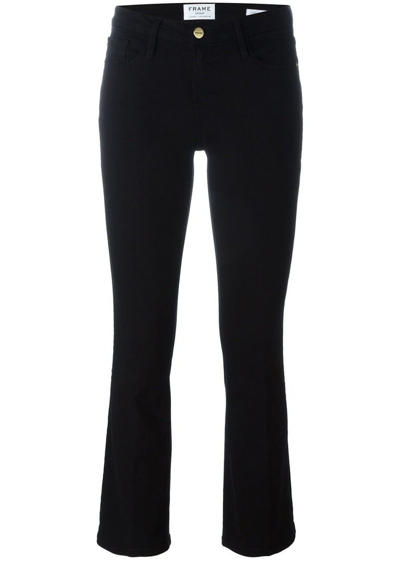 FRAME cropped pants