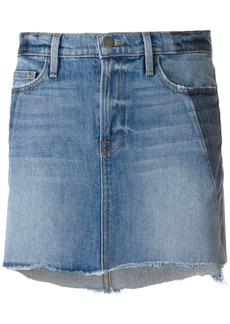 Frame Denim denim skirt - Blue