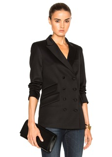 FRAME Denim Double Breasted Jacket
