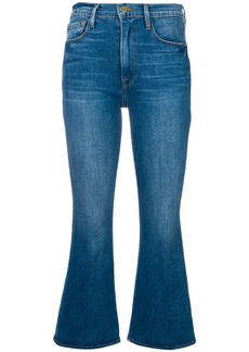 Frame Denim kick flare jeans - Blue