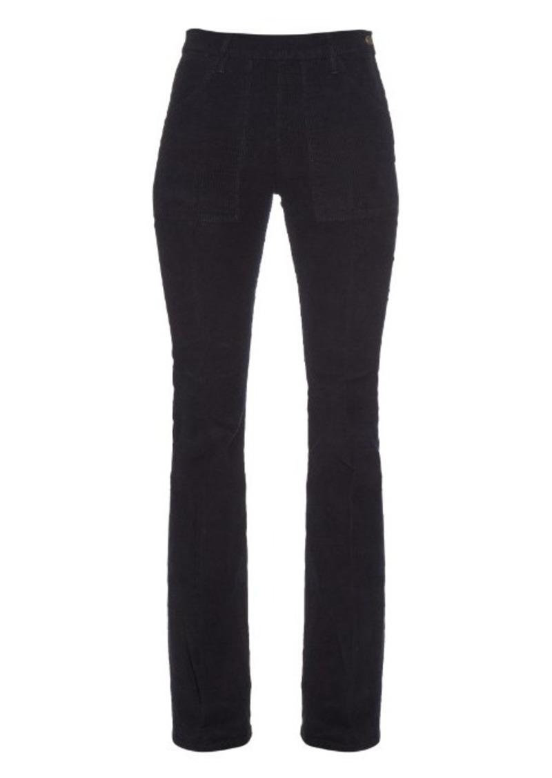 Frame Le Flare de Francoise high-rise corduroy jeans
