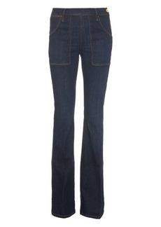Frame Le Flare de Francoise high-rise jeans