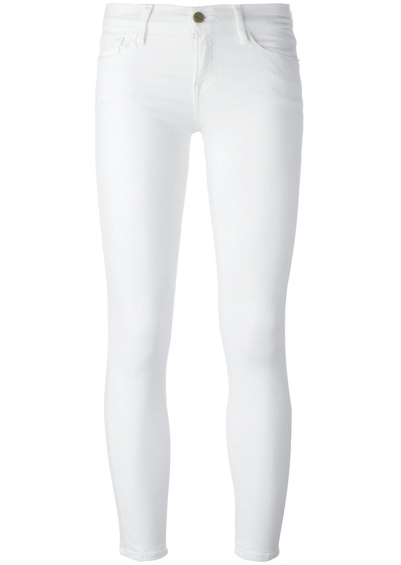 slim fit pants - White Frame Denim Cheap Authentic Outlet Free Shipping Shop Pay With Visa Cheap Online BOAIVp