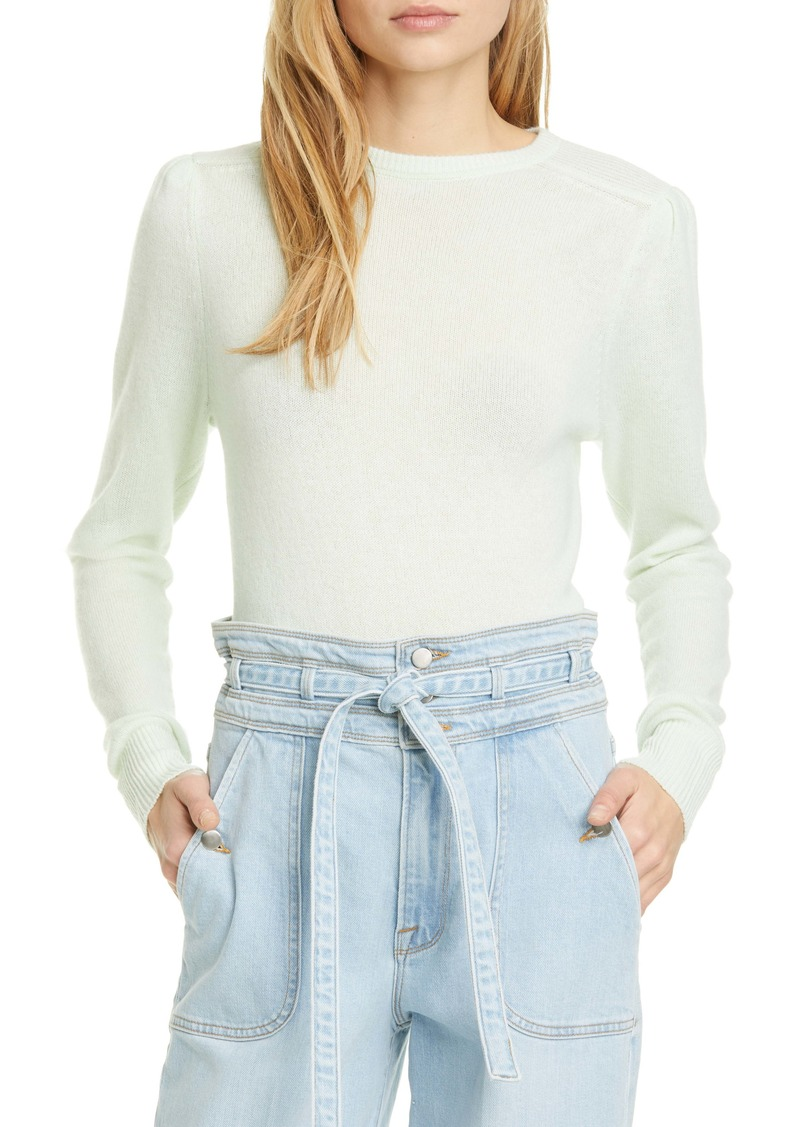 FRAME Easy Cashmere & Wool Sweater