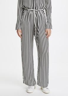 FRAME Easy Stripe Pants