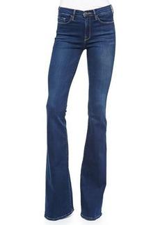 FRAME Forever Karlie Flared-Leg Palisades Denim Jeans