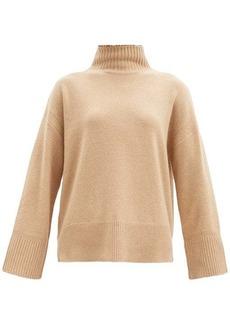 Frame High-neck cashmere sweater