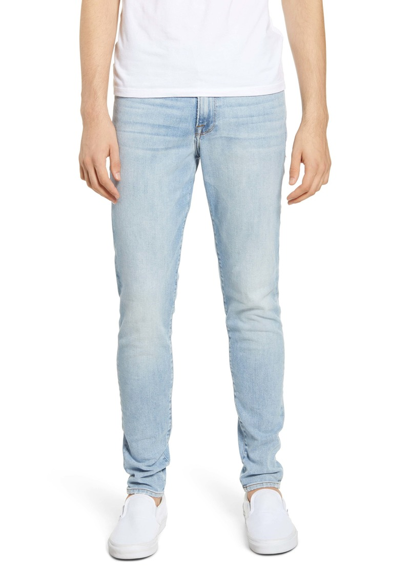 FRAME Jagger True Skinny Jeans (Isaac)