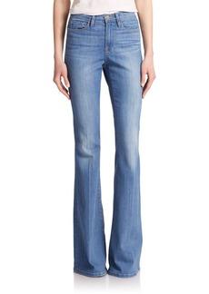 FRAME Karlie Forever Supermodel Length Flared Jeans