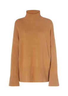 FRAME Knit Turtleneck Sweater