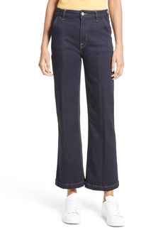 FRAME Le Ankle Flare Jeans (Foxdale)