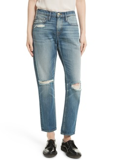FRAME Le Boy High Waist Jeans (Kirkwall)