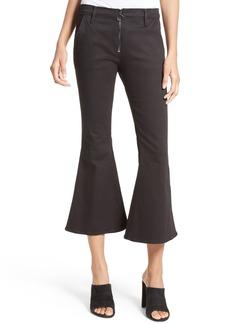 FRAME Le Crop Bell Crop Jeans (Vian)