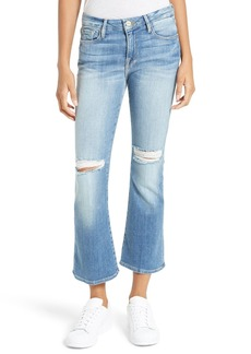 FRAME Le Crop Mini Boot Jeans (Stony Creek)