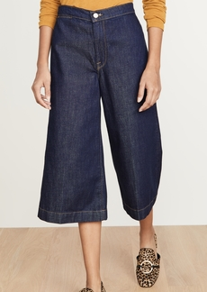 FRAME Le Culotte Trousers