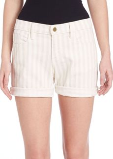 FRAME DENIM Le Cut Off Shorts