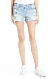 FRAME Le Cutoff Denim Shorts (Taffs)