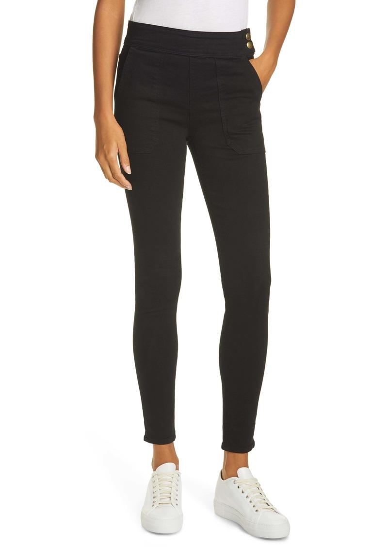 FRAME Le Françoise High Rise Skinny Jeans