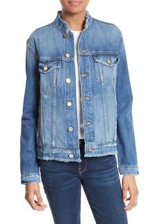 FRAME Le Fray Denim Jacket (Nordstrom Exclusive)
