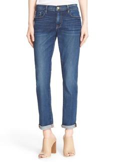 FRAME 'Le Garcon' Skinny Boyfriend Jeans (Mentor) (Nordstrom Exclusive)