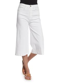 FRAME Le Gaucho High-Waist Jeans