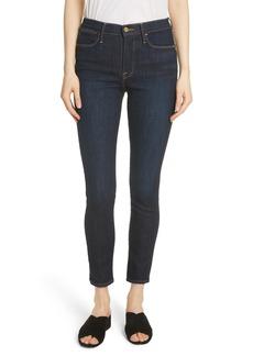 FRAME Le High Ankle Skinny Jeans (Dame)