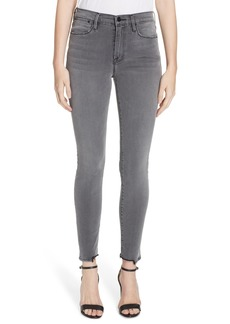 FRAME Le High Ankle Skinny Jeans (Dunaway) (Nordstrom Exclusive)
