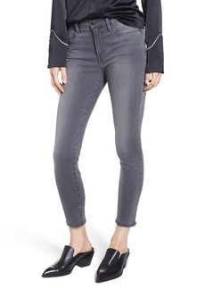 FRAME Le High Ankle Skinny Jeans (Smithson)