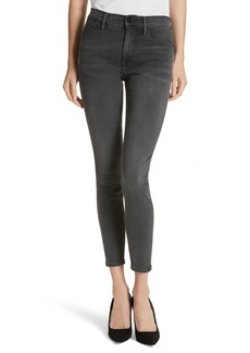 FRAME Le High Ankle Skinny Jeans (Burton)