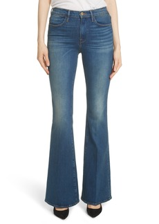 FRAME Le High Flare Jeans (Aldwoth)