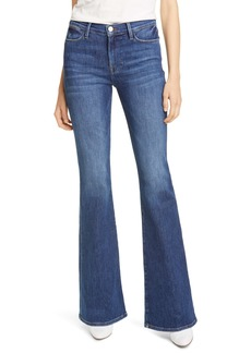FRAME Le High Flare Jeans (Bestia)