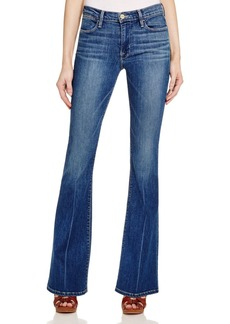 FRAME Le High Flare Jeans in Haven