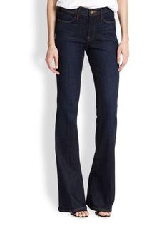 FRAME Le High Flared Jeans