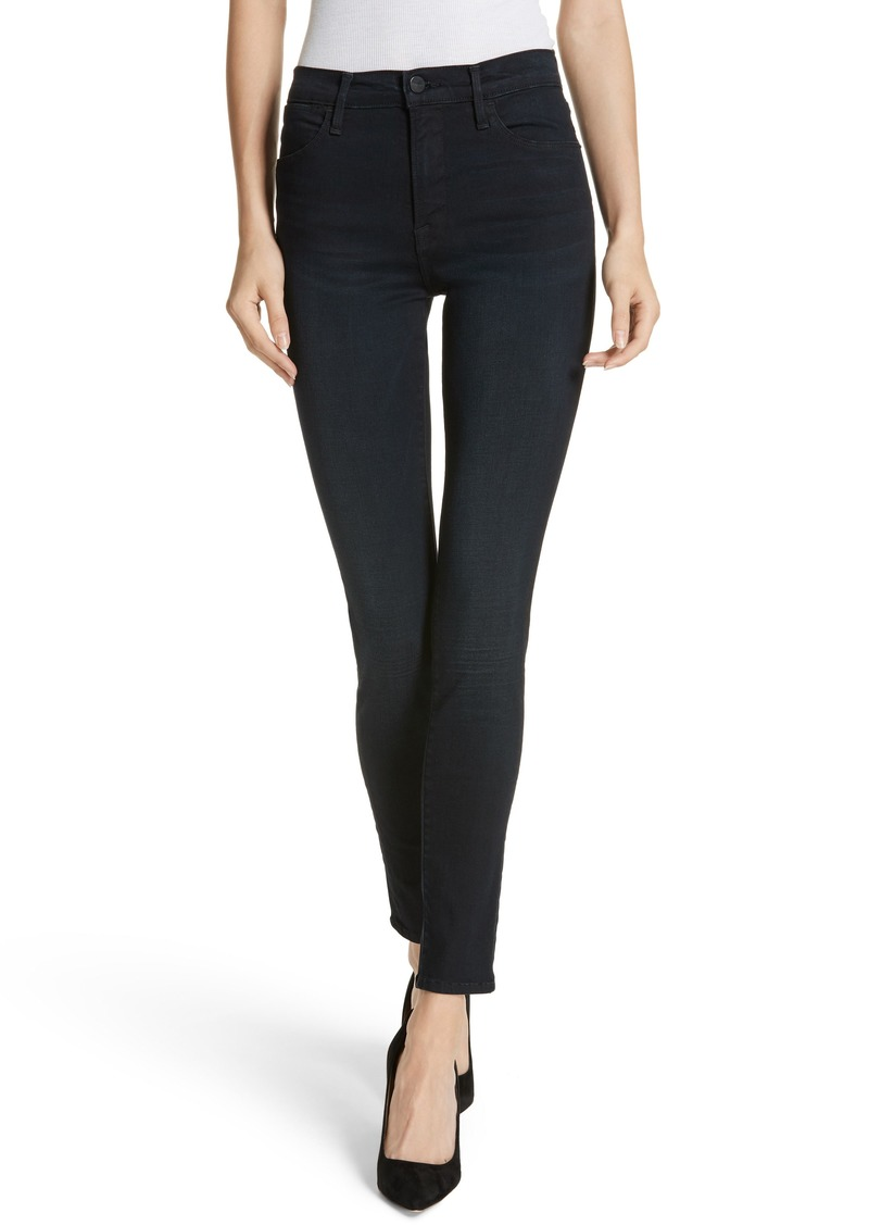 FRAME Le High Skinny Ankle Jeans (Byxbee) (Nordstrom Exclusive)