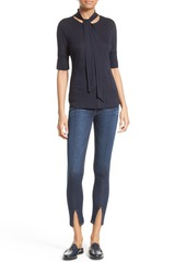 517791fb184b2 FRAME FRAME Le High Skinny Front Split High Waist Jeans (Wyman)