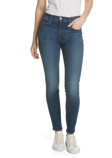 FRAME Le High Skinny Jeans (Clipper Street)