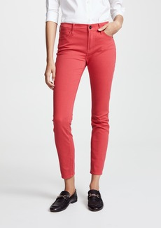 FRAME Le High Skinny Pants