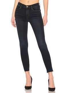 FRAME Le High Skinny Slit Jean