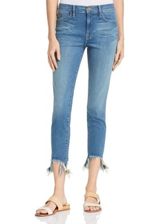 FRAME Le High Skinny Stiletto Hem Jeans in Culver - 100% Exclusive