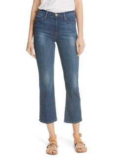 FRAME Le High Straight Leg Jeans (York)