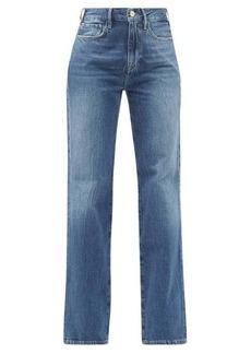 Frame Le Jane straight-leg jeans