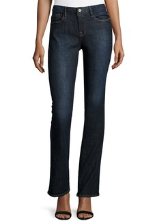 FRAME Le Mini Boot-Cut Jeans