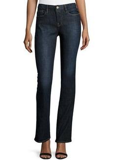 FRAME Le Mini Boot-Cut Jeans